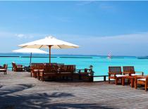 马尔代夫五星岛屿 满月岛川航7天5晚蜜月游