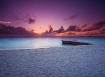 【马尔代夫】Q2航空<阿雅达岛Ayada5晚7天>早晚餐+内飞上岛+1马2沙2水
